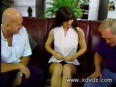 Gina Rome Does A MMF Amateur Video With A Couple Old Gray Haired Dudes tube porn video
