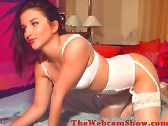 Hot webcam show