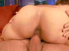Juicy Ass Riding Cock