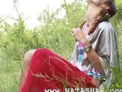 latvian Natashas back to nature tube porn video
