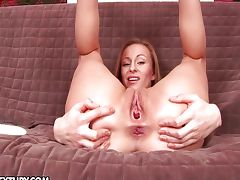 Lilian Dildos Both Holes