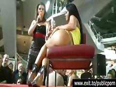Public masturbation masterclass Carina tube porn video