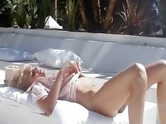 glamorous dream of beautiful wow blonde