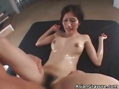 Bigtits real asian Nayuka gets her part5 tube porn video