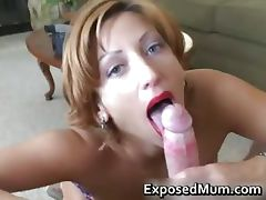 Big boobed whore sucking white cock part2