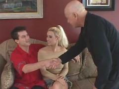 Blonde MILF Housewife Mrs Warren Is Analized Hard