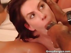 Intense gagn bang sex with group part4 tube porn video
