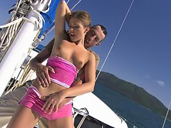 Boat, Anal, Boat, Outdoor, Yacht