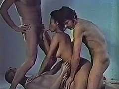Compilation of Sexual Domination Scenes 1970