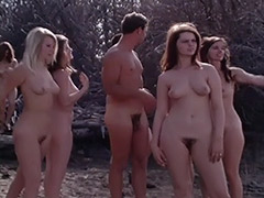Blue Films, Classic, Group, Nudist, Outdoor, Teen