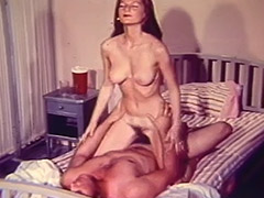 Irresistible Pornstar Fucked by Her Uncle 1960