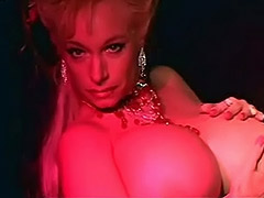 Large Breasts and Burlesque Dancing 1980 tube porn video