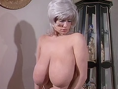Delightful MILF Has a Bad Dream 1970 tube porn video