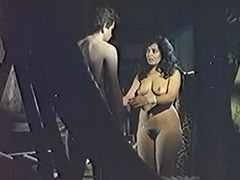 Curious Boy Found a Naked Sleeping Beauty 1970 porn tube video