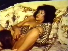 Lesbian Kitties Licking Each Other's Pussy Cream 1970