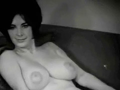 Sexy Body of Nancy Brown 1960