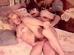 Blonde, Babe, Blonde, Classic, Cumshot, Fetish