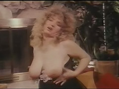 Blonde, Blonde, Classic, Hairy, Masturbation, MILF