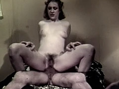 Crazy Stepfather Loves Anal Sex 1960 tube porn video
