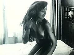 1950, Ass, Babe, Brunette, Classic, Vintage