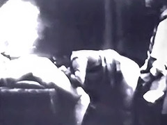 Old School Threesome with Blowjobs 1940 tube porn video