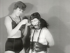 1950, Ass, Babe, Brunette, Classic, Ebony