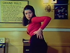 A Teacher Teaches Girl Anal Sex 1960 tube porn video