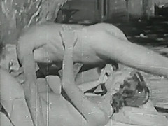 Hillbilly Hunk Fucks His New Girlfriend 1930 tube porn video
