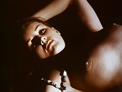 Sexy Brunette in a Sexual Trance 1960