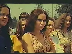 Lovers get Caught on the Bus 1970 tube porn video