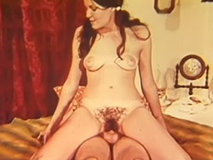 Young Virgin Finally gets Fucked 1960 tube porn video