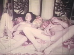 Pornstar, Classic, Hairy, Lesbian, Masturbation, Pornstar