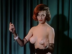 Entertaining Striptease of Saloon Girls 1960 tube porn video