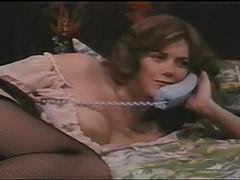 Mature Lady Masturbates on Phone Sex 1970