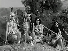 Tribal Dancing of Naked Indian Girls 1960 tube porn video