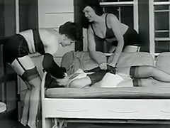 Perverted Abductors Kidnapped a Girl 1950