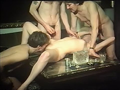 Swedish Swinger Chicks Love Big Dicks 1970