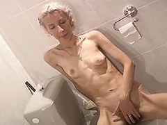 Skinny Girl from Europe Can't get Enough Masturbating Her Hairy Vagina porn tube video