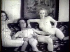 Naughty Girls Got Busted and Fucked 1930