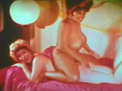 Fat Bitches Take Part in BDSM Fuck 1960