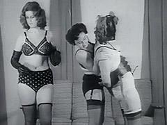 Fetish Riding the Human Pony Girl 1950 porn tube video