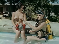 Bouncing Tits in Dancing Girls Compilation 1960