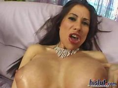 Rossana loves ass fucking tube porn video