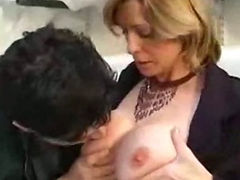 Mature boss and her employee 00 tube porn video