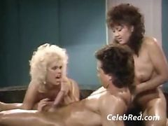 Peter North With Amber Lynn And Tiffany Storm porn tube video