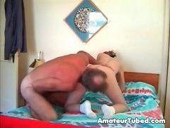 My 20 yo mistress geting a good fucking tube porn video