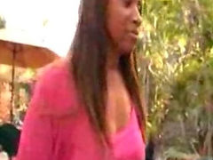 Thick Ebony MILF Booty FLAME tube porn video