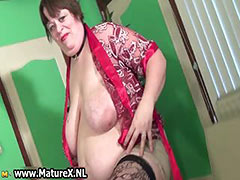 Older perverted busty puts make tube porn video