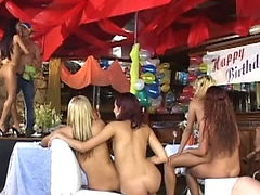 Group bang hot chicks in rio tube porn video