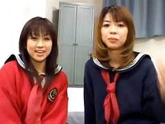 tokyo FFM threesome in hotel room